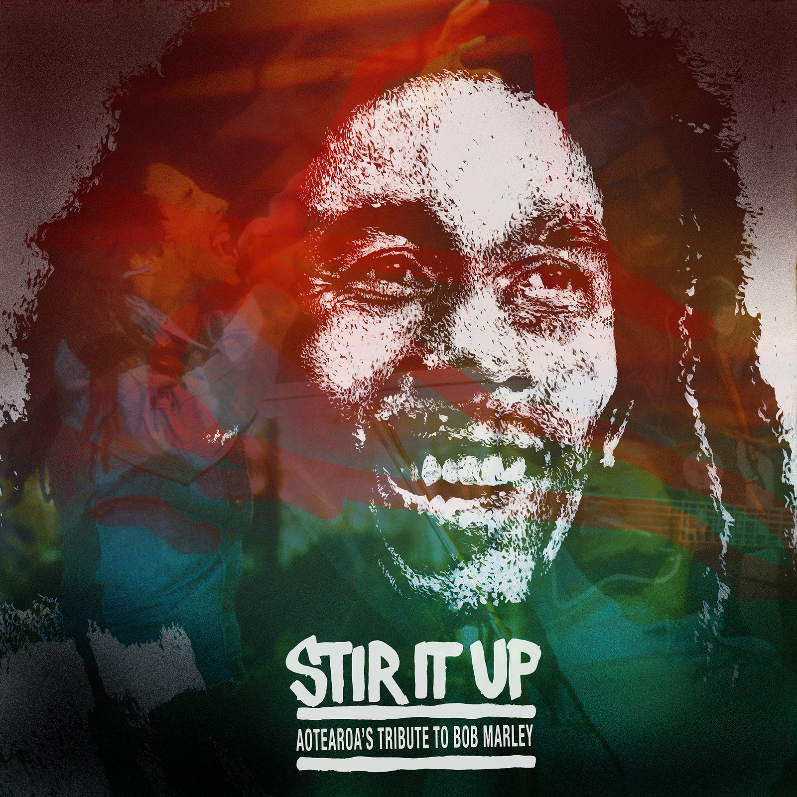 Stir It Up: Aotearoa's Tribute To Bob Marley by Bob Marley image