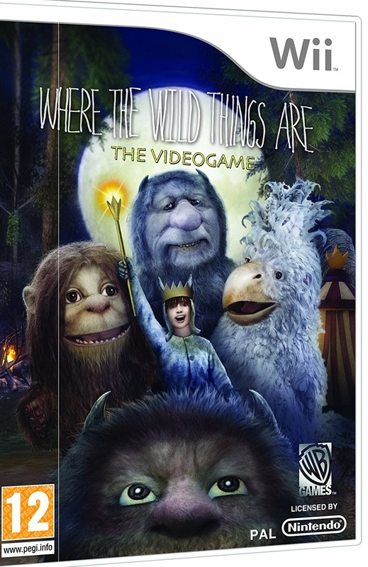 Where the Wild Things Are for Nintendo Wii