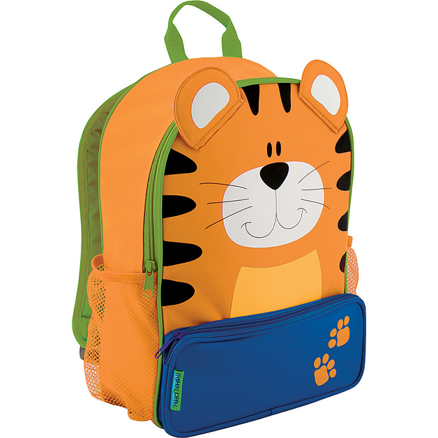 754a7c639c2b Stephen Joseph Tiger Sidekick Backpack