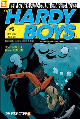 Hardy Boys 5 by Scott Lobdell