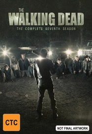 The Walking Dead - The Complete Seventh Season on DVD