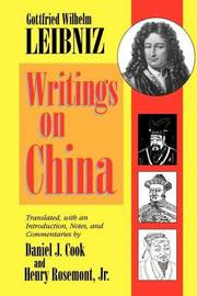 Writings on China by Gottfried Leibniz image