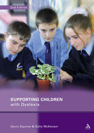 Supporting Children with Dyslexia by Garry Squires image