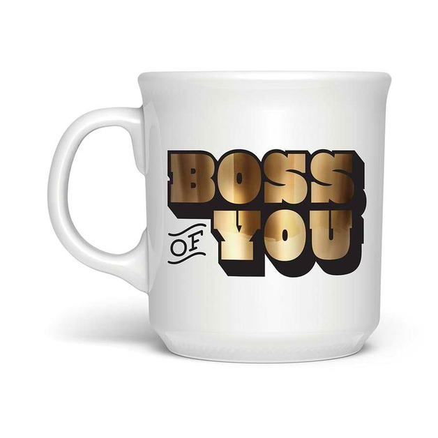 Say Anything Mug - Boss of You