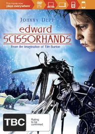 Edward Scissorhands: With Bonus Digital Copy (2 Disc Set) on DVD, DC