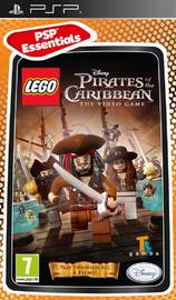 LEGO Pirates of the Caribbean: The Video Game (Essentials) for PSP