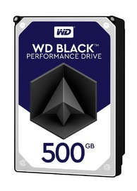 """500GB WD Black - 3.5"""" Performance HDD (7200RPM)"""