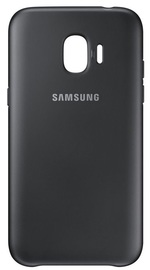 Samsung Galaxy J2 Pro Dual Layer Case Black