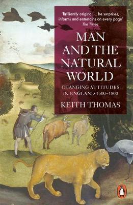 Man and the Natural World by Keith Thomas image