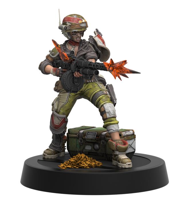 Borderlands 3: Figures of Fandom - Moze