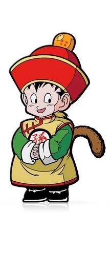 Dragonball Z: Kid Gohan (#M45) - Mini FiGPiN