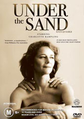 Under The Sand on DVD