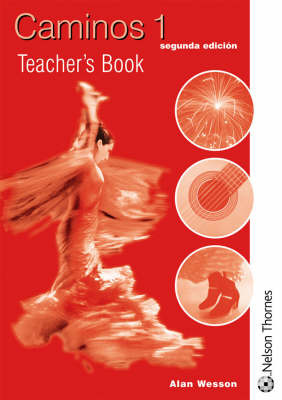 Caminos: Stage 1: Teacher's Book by Niobe O'Connor image