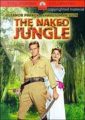 The Naked Jungle on DVD