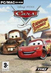 Cars -  Radiator Springs Adventure (Activity) for PC Games
