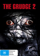 The Grudge 2 on DVD