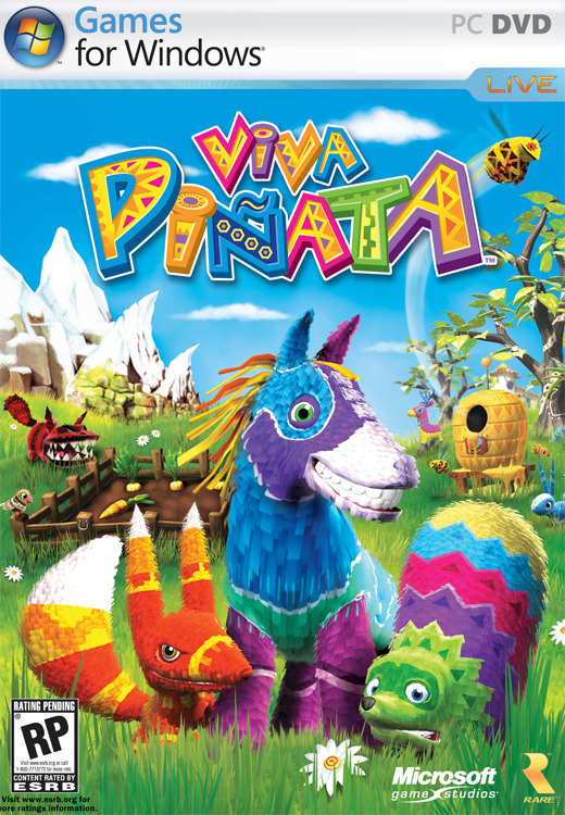 Viva Pinata for PC Games