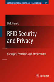 RFID Security and Privacy by Dirk Henrici