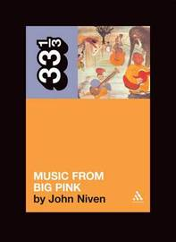 Music from Big Pink by John Niven image