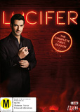 Lucifer: The Complete First Season DVD