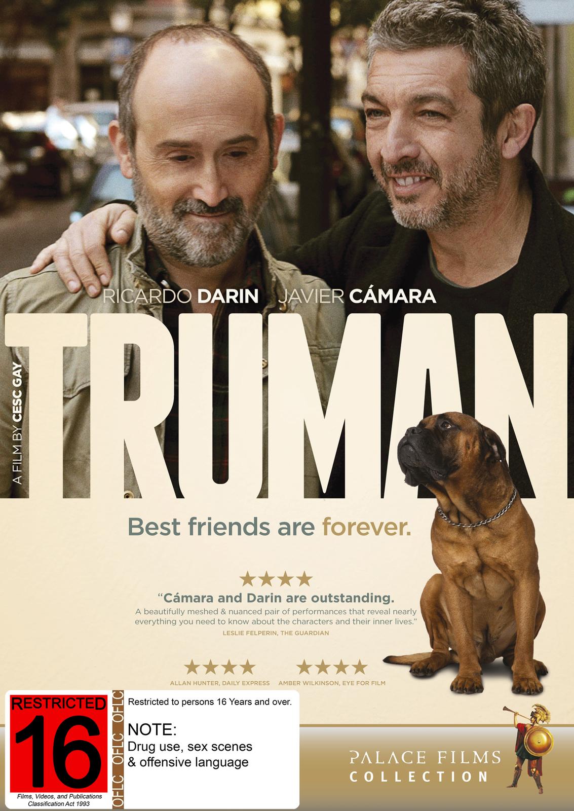 Truman on DVD image