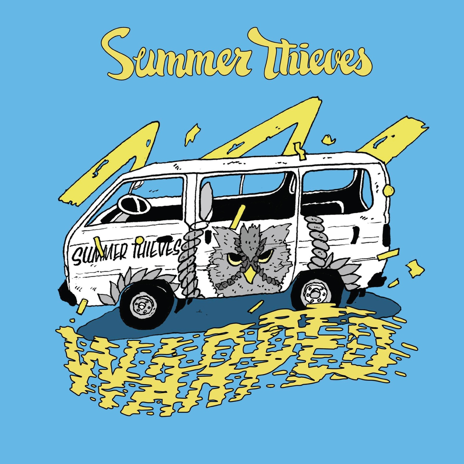 Warped by Summer Thieves image