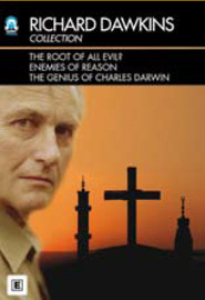 Richard Dawkins Collection (4 Disc Set) on DVD image