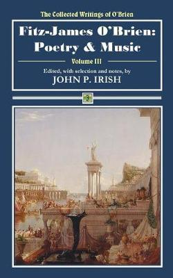 Fitz-James O'Brien by Fitz James O'Brien
