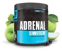 Adrenal Switch - Magnesium Adrenal Support Formula - Blackcurrant Apple (60 Serves)