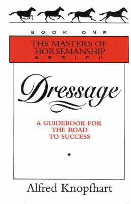 Dressage by Alfred Knopfhart image