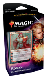 Magic The Gathering: Throne of Eldraine Planeswalker Decks- Rowan