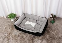 Ape Basics: Four Seasons Pet Bed - Grey (Medium)