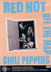 Red Hot Chili Peppers - Off The Map on DVD