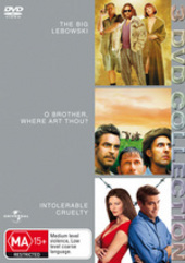 Big Lebowski / O Brother Where Art Thou? / Intolerable Cruelty - 3 DVD Collection (3 Disc Set) on DVD