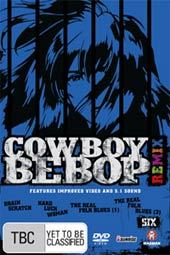Cowboy Bebop - 6 on DVD
