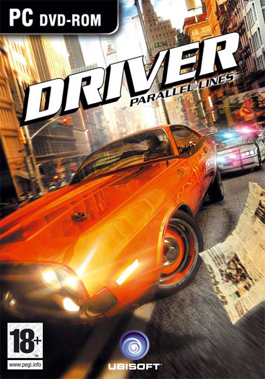 Driver: Parallel Lines for PC Games