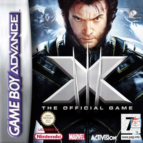 X-Men III: The Official Game for Game Boy Advance
