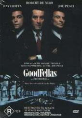 Goodfellas on DVD
