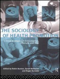The Sociology of Health Promotion image