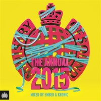 The Annual 2015 by Various Artists image
