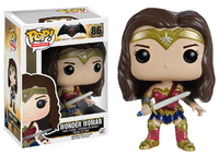 Batman vs Superman - Wonder Woman Pop! Vinyl Figure