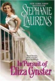 In Pursuit of Eliza Cynster by Stephanie Laurens image