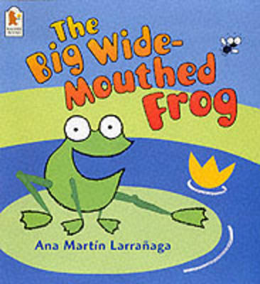The Big Wide-mouthed Frog by Ana Martin Larranaga image