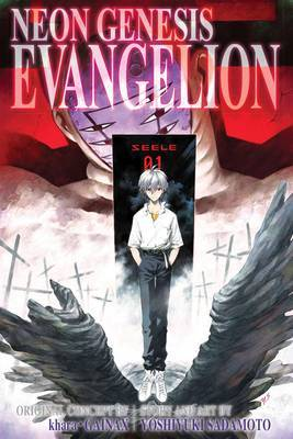 Neon Genesis Evangelion: Volume 10, 11 & 12 by Yoshiyuki Sadamoto