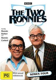 Two Ronnies, The - Series 4 on DVD