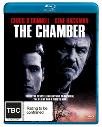 The Chamber on Blu-ray