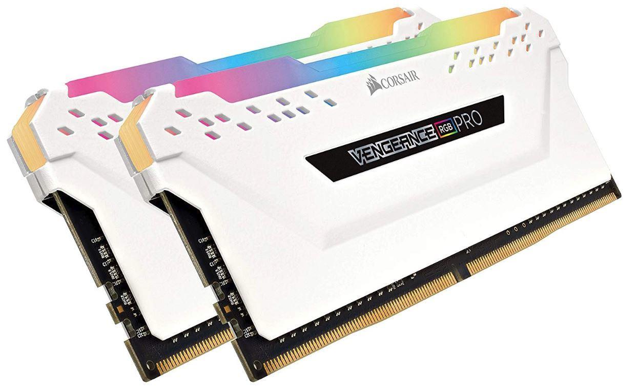16GB (2 x 8GB) Corsair Vengeance DIMM DDR4, 3200MHZ image