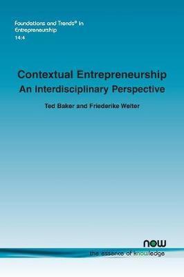 Contextual Entrepreneurship by Ted Baker