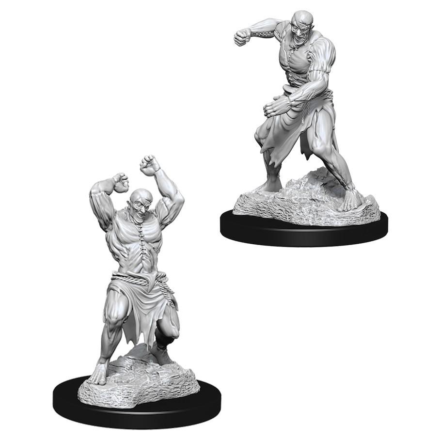 D&D Nolzurs Marvelous: Unpainted Miniatures - Flesh Golem image
