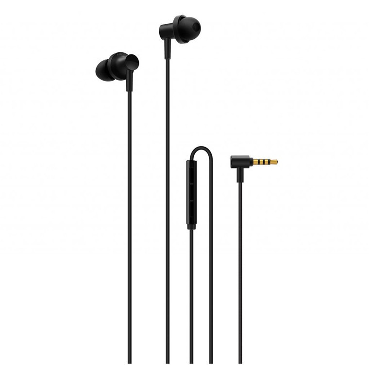 Xiaomi Mi In-Ear Headphones Black Pro 2 image